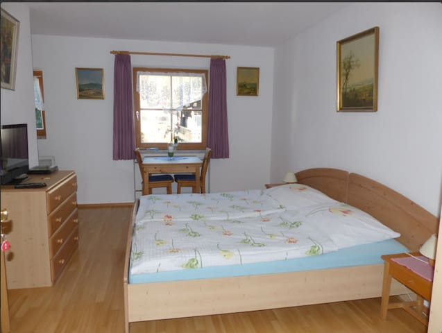 "Cosy Katharinenhof Holiday Apartment ""Kramer"" with Mountain View & Wi-Fi; Parking Available, Pets Allowed"