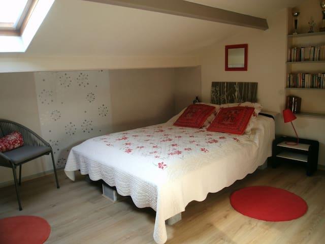 2 jolies chambres confortables - Albias - Talo