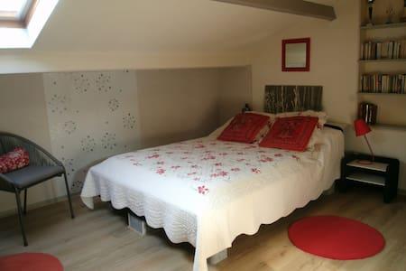 2 jolies chambres confortables - Albias - 独立屋
