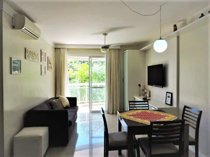 Apartamento de 01 dormitório em Jurerê
