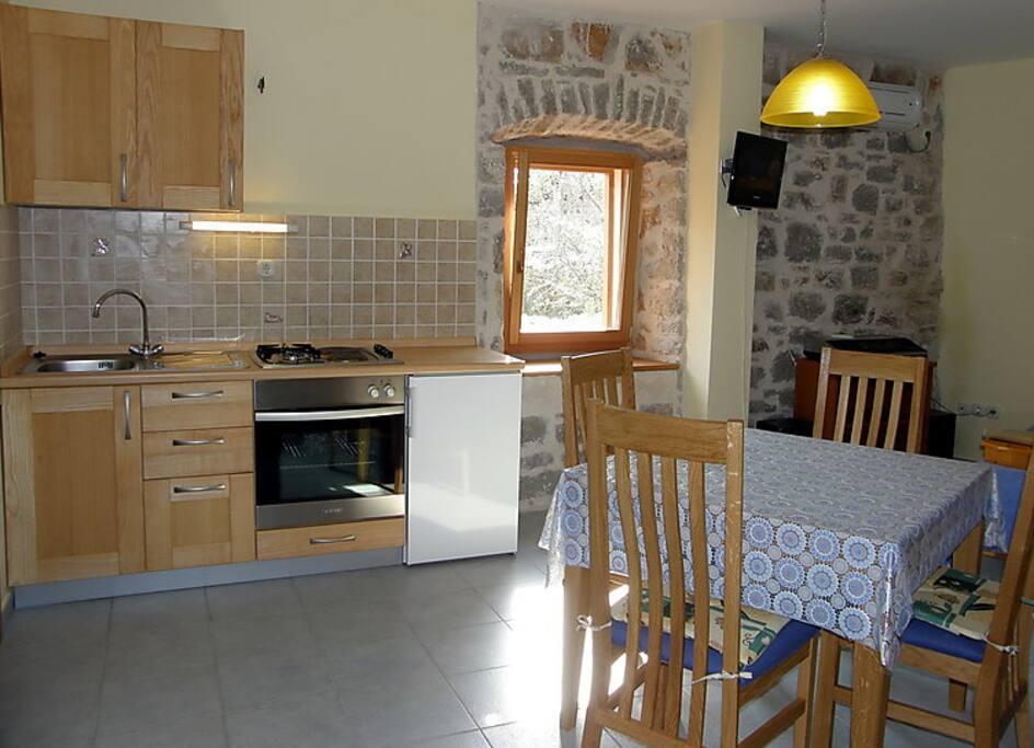 Kitchen, 1st floor
