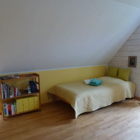 Wohlfühlen im Holzhaus nahe Bonn - Königswinter - Ev