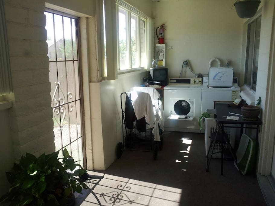 Private Landry Room