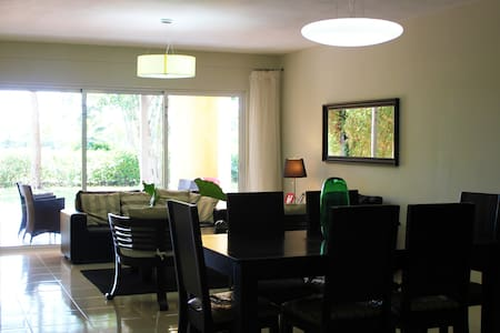 104 - Sunny 3 bedroom apartment with private pool - Juan Dolio