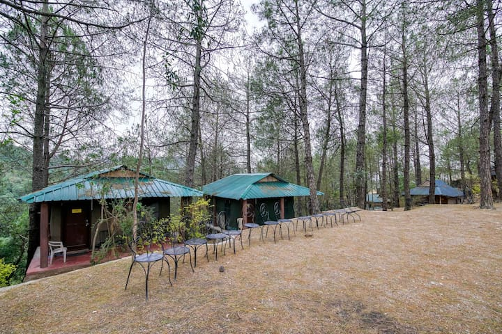 3 Huts | Nature Retreat | Off Beat | Serene