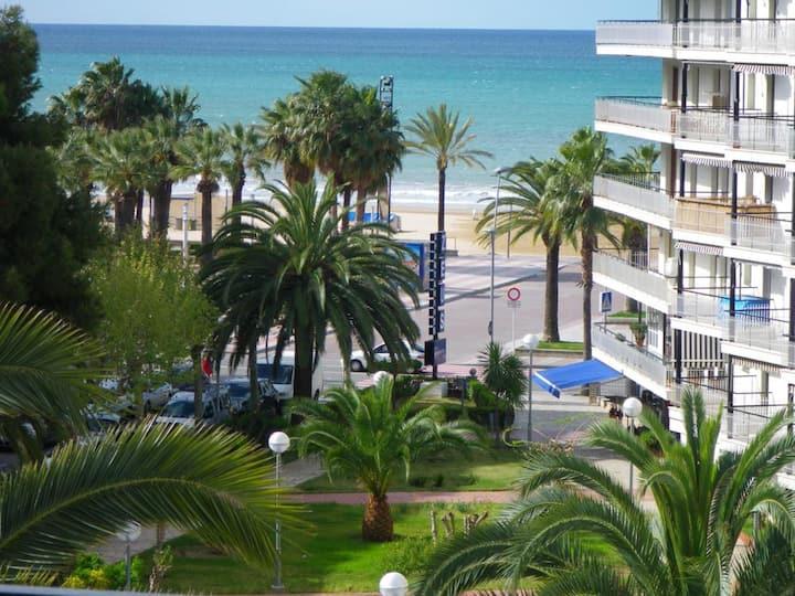 Paseo Jaime I, 50m. playa, Vistas, Garaje opcional