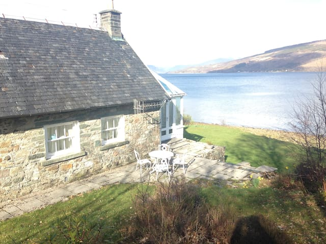 Beachfront Cottage with stunning views. - Argyll and Bute - Другое