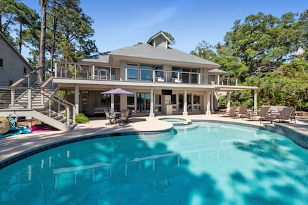 7 Black Duck - Top Notch Views & Amenities in a Private Oceanfront Oasis