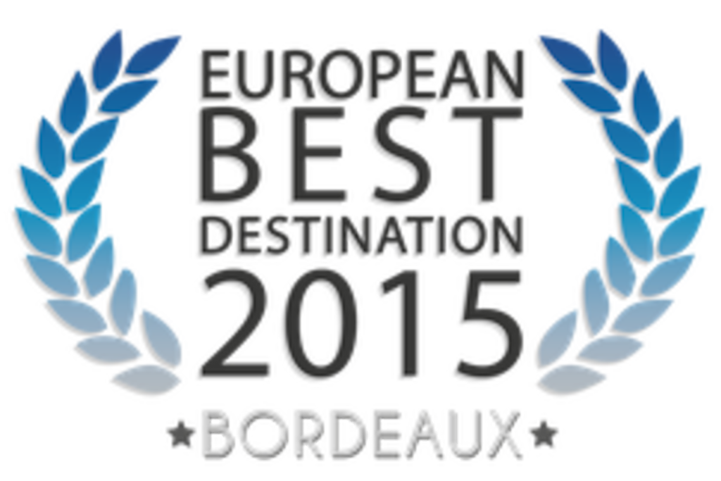Bordeaux was in 2015  announced to be the best town to visit in Europa