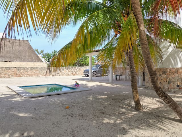 CASA JULISSA AT THE BEACH TELCHAC
