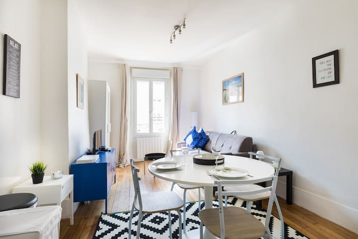 Charming Studio in the heart of Nogent