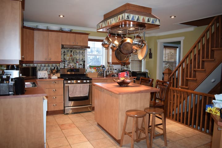 4-bedroom house in Thetford Mines