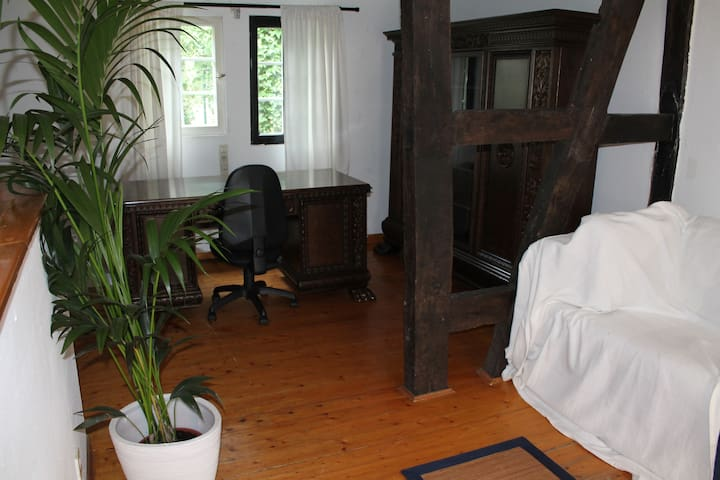 Zentrales Studenten-Studio charmanter Umgebung