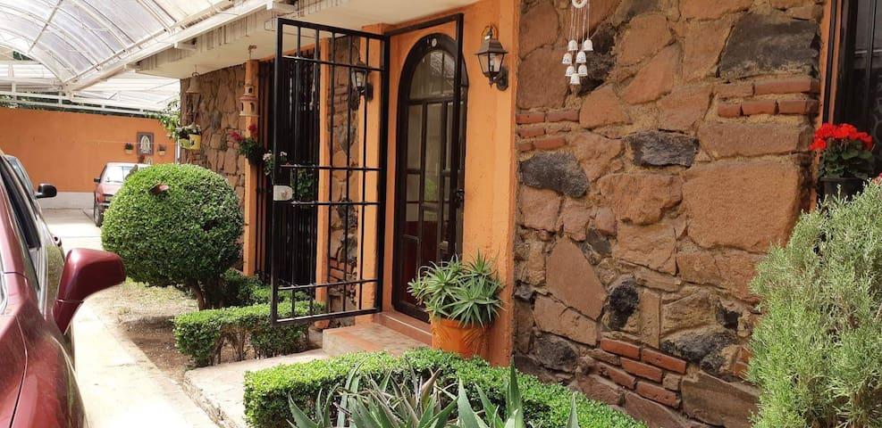 Habitación Mexicana Vista Bonita