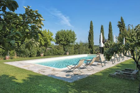 Independent country house with pool,Montepulciano - Abbadia - Ház