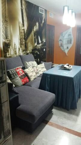 Apartamento moderno y nuevo 2 hab. - Lucena