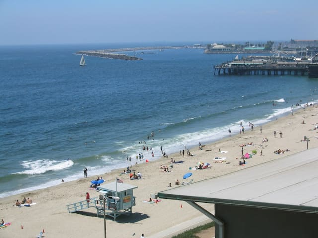 Oceanfront Condo on the Beach Strand! - Redondo Beach - Condominium