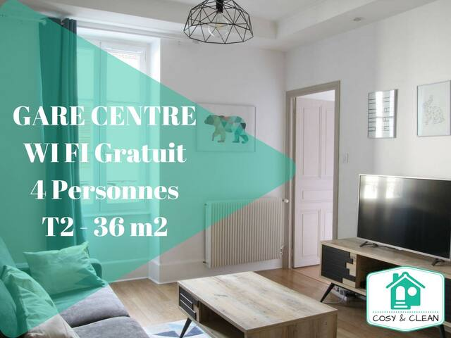 LE FREMYOT★ COSY & CLEAN ★