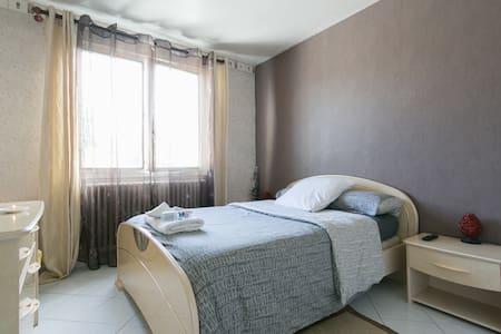 Chambre cosy très proche aéroport - Athis-Mons - Hus