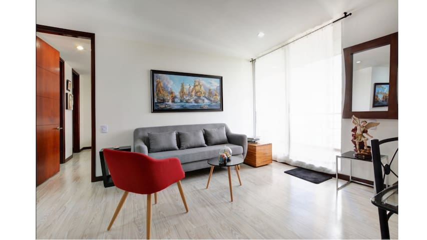Apartment in the best area of Medellín