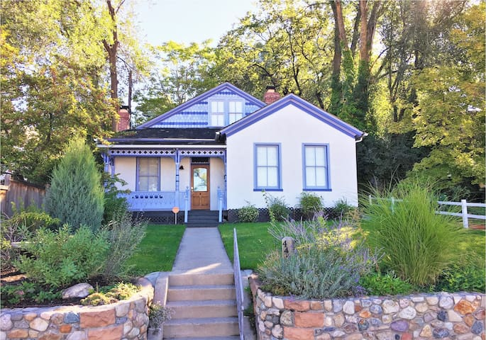 Modern Cottage in Downtown Capitol Heights - Salt Lake City - House