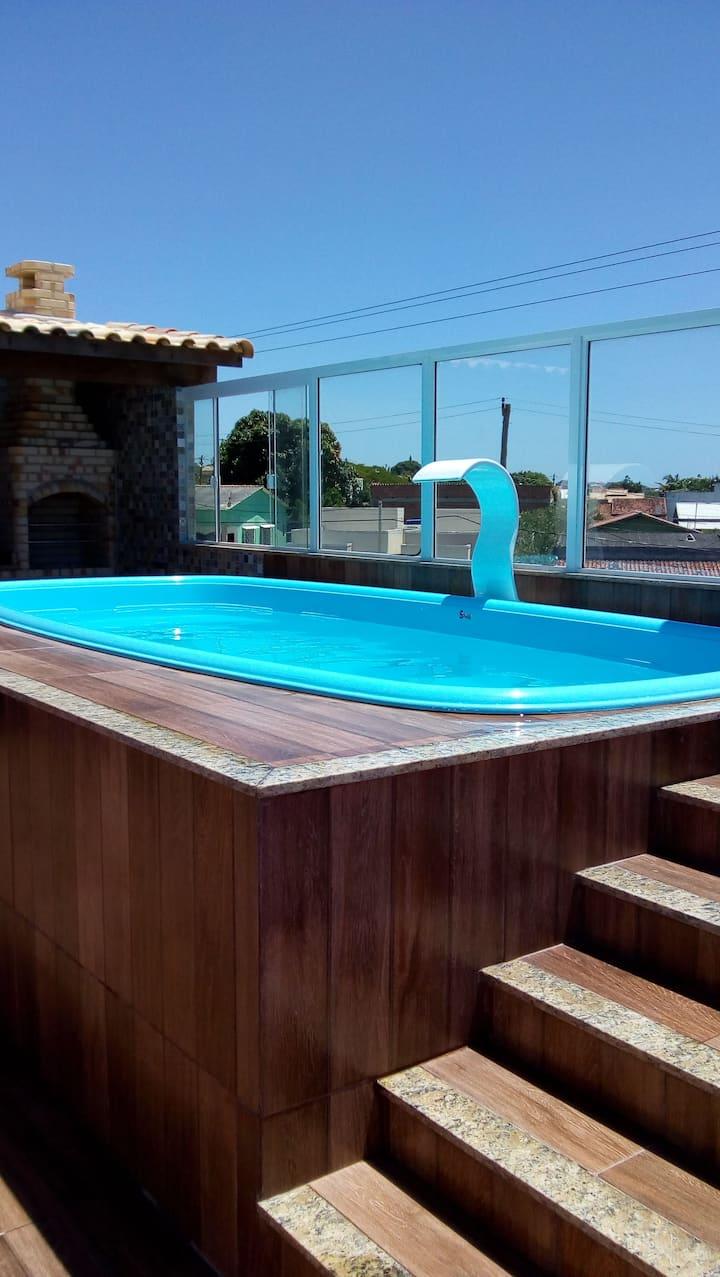 Casa próxima a Lagoa de São Pedro da Aldeia