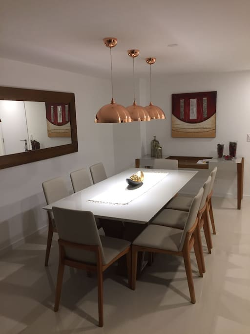 Dining Room / Living comedor