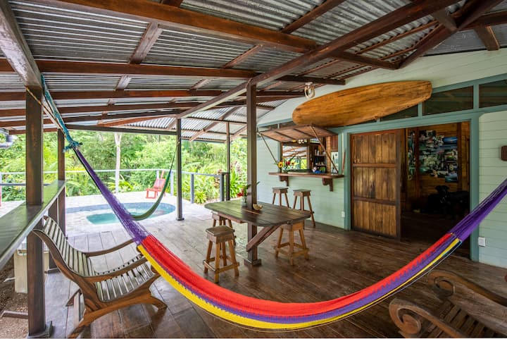 Casa Madera - Great for young families or couples