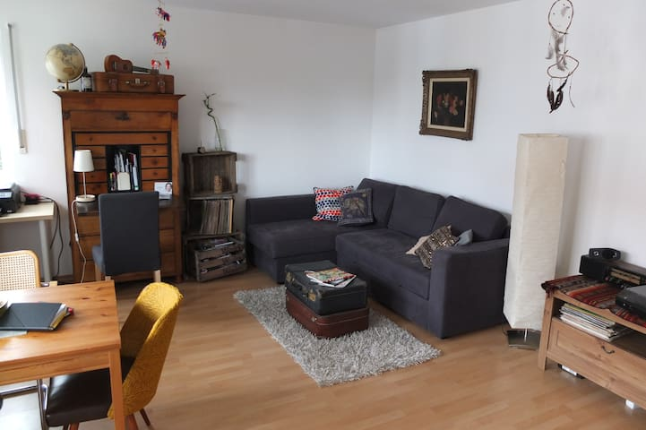 Cosy apartment for families in Freising - Freising - Daire
