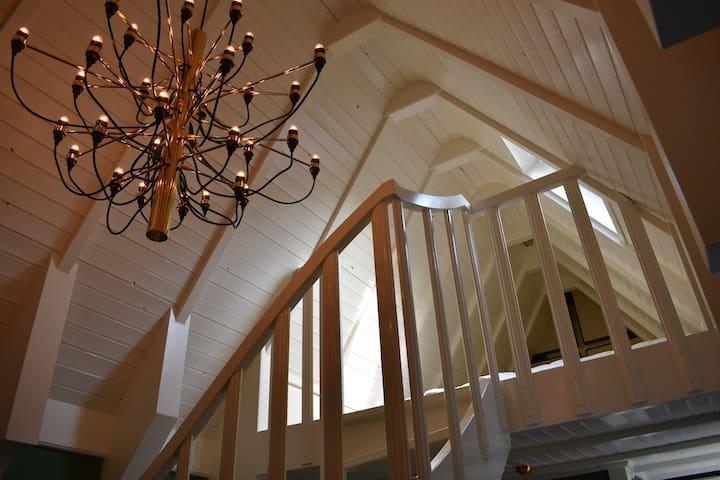 The open attic