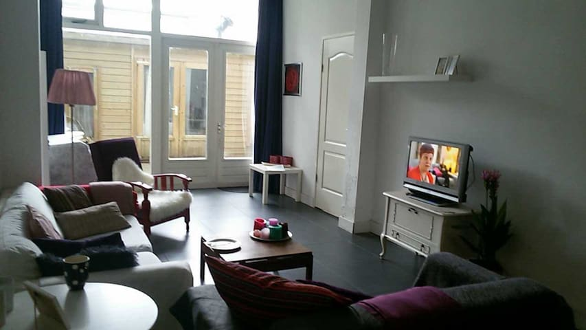 Cosy garden house near the Jordaan district - Amsterdam - Apartment