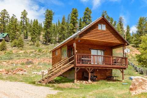 Little Moose - Sleeps 6 in beds