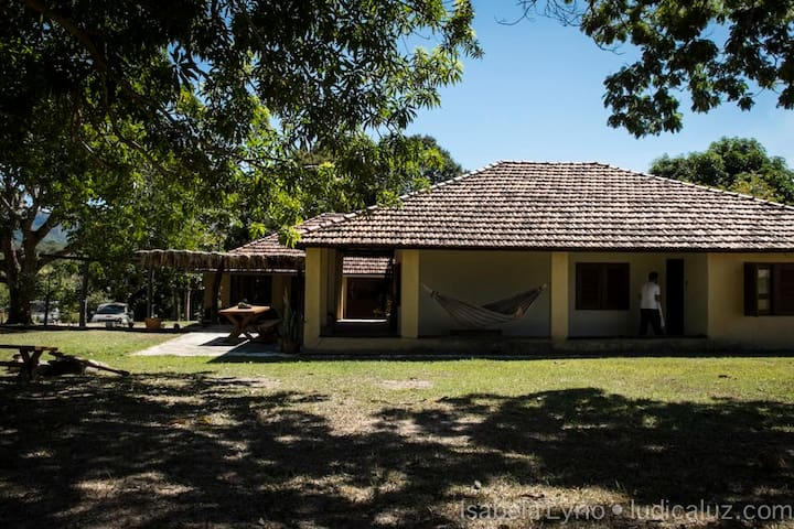 Quarto do Buriti - Fazenda Miraflores - Cavalcante - Gästehaus