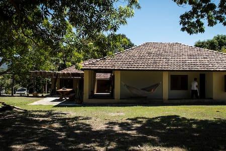 Quarto do Buriti - Fazenda Miraflores - Cavalcante - Domek gościnny