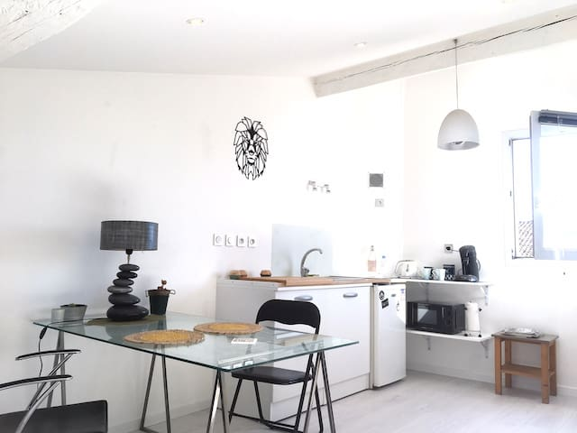 Appartement - 10 Quai Sainte Croix climatisé