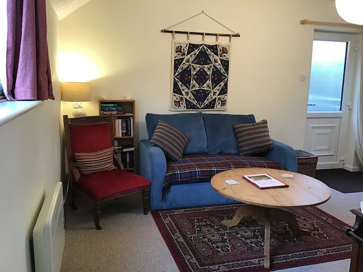 Tanglewood Farm Guest Apartment set in woodlands