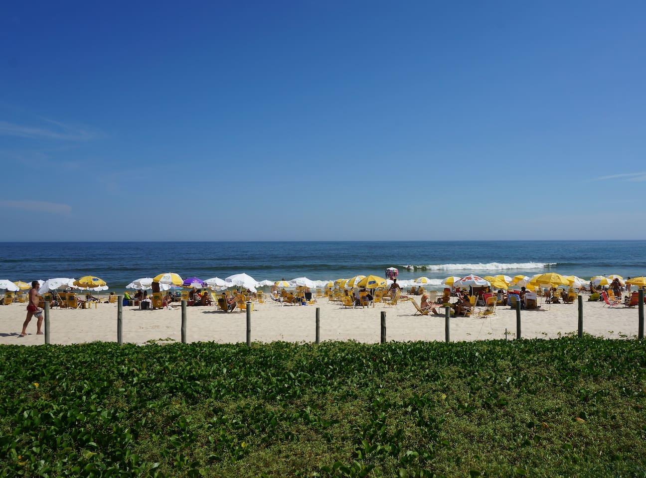 Praia da Reserva / Reserva`s Ecological Beach
