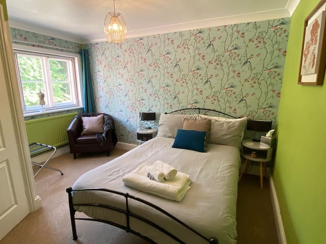 Silver Birch Room with En-suite