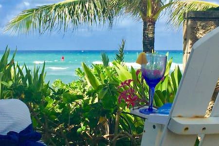 "$69 Reg$150""BEACH FRONTStudio SunSet Beach*30 days"