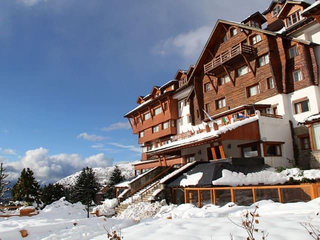 Club Hotel Catedral Apart Hotel - San Carlos de Bariloche - Apartamento