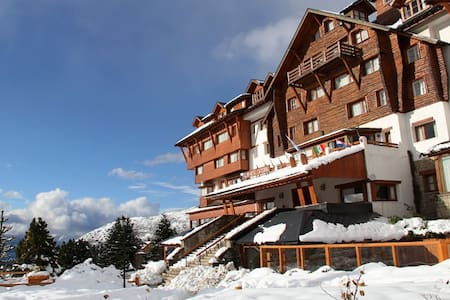 Club Hotel Catedral Apart Hotel - San Carlos de Bariloche - Daire