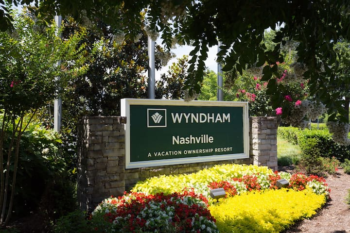 Wyndham Nashville Resort (2 Bedroom 2 Bath) 1A