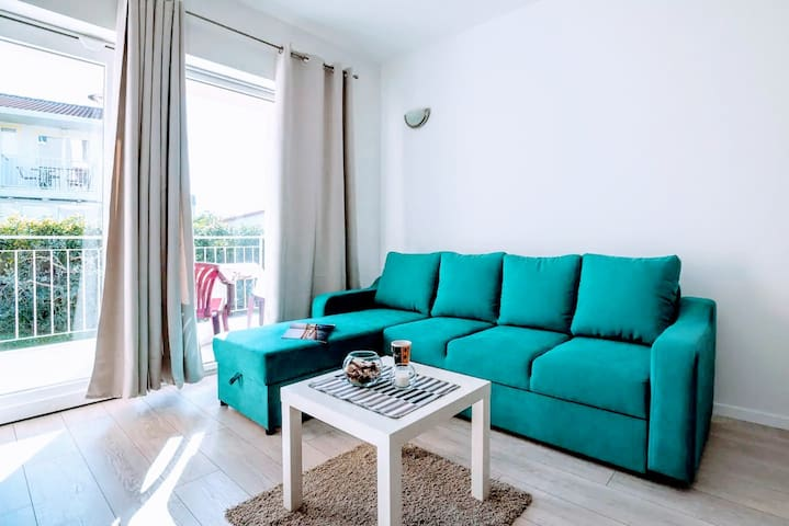 Sunny studio by Mediterraneo