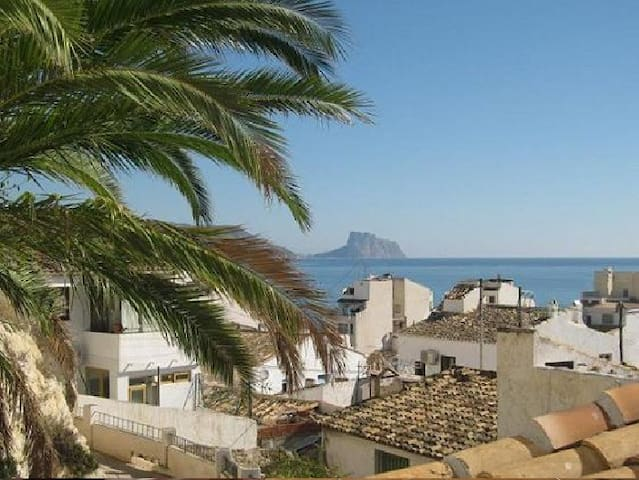 Old quarter of Altea. Pisito Gacat, cozy studio - Altea - Apartamento