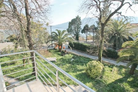 2storey house at20m from the sea,with a green yard - Orahovac - 独立屋
