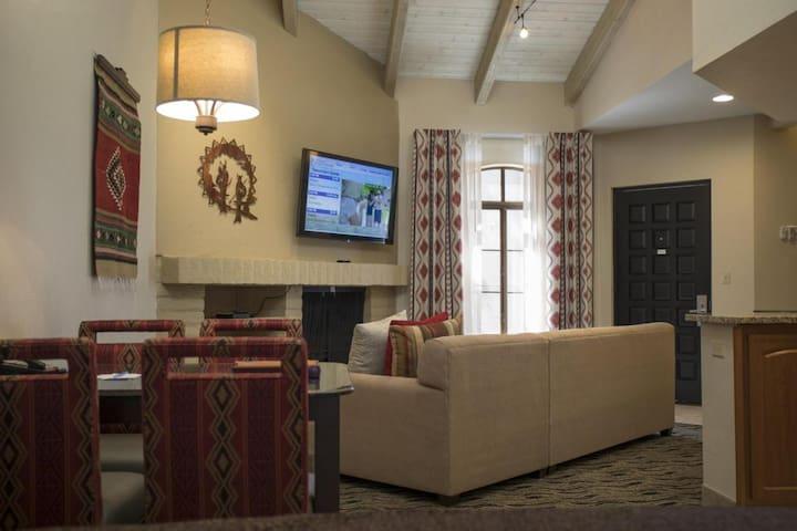 5 star apartments in resort