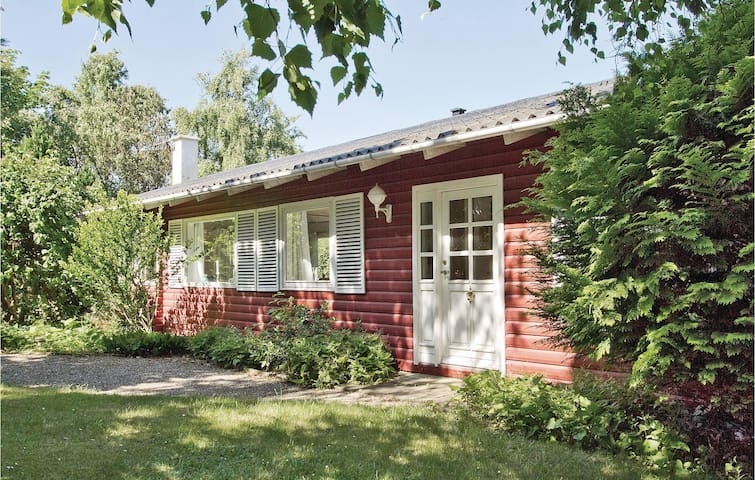 Holiday cottage with 2 bedrooms on 75m² in Kalundborg