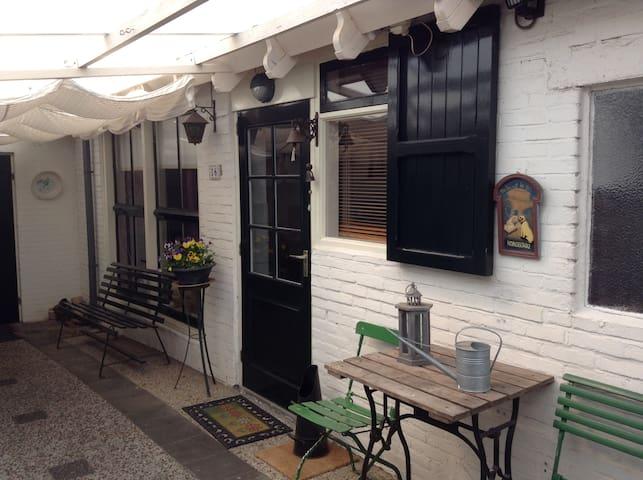 Sfeervolle studio - Boxmeer - Blockhütte