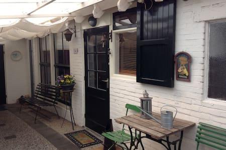 Sfeervolle studio - Boxmeer - Zomerhuis/Cottage