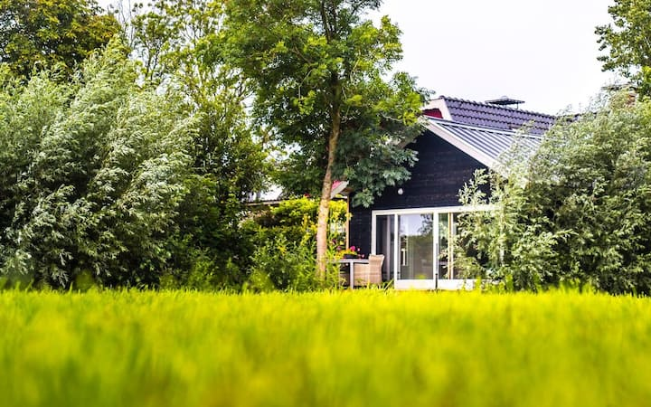 Gasthuis/cottage in landelijke omgeving.